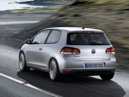 golf 3 door mk 6 golf volkswagen database carlook
