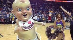 king cake baby jesus king cake baby mascot goes with the season abc news