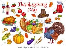 thanksgiving traditional vector photo bigstock