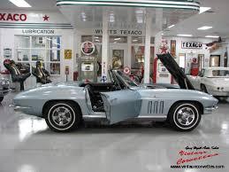 1966 corvette trophy blue 1966 corvette convertible