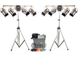light rentals par 56 system pro sound lighting
