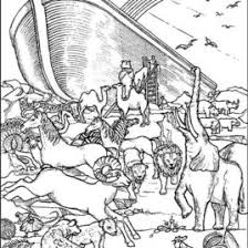 bible story coloring pages noah ark archives mente beta