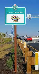 corvette mike adopt a highway maintenance corporation sponsor spotlight