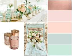 baby nursery appealing rose gold blush and colour palette color