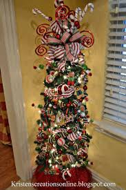 best 25 slim christmas tree ideas on pinterest pencil christmas kristen s creations christmas home tour