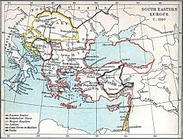 Ancient Europe Map by Historical Maps Overview