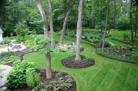 landscaping ideas backyard golf course the garden inspirations