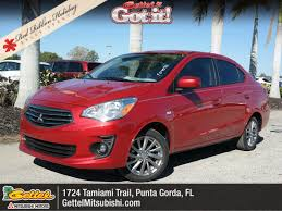 mitsubishi mirage new 2018 mitsubishi mirage g4 for sale punta gorda fl