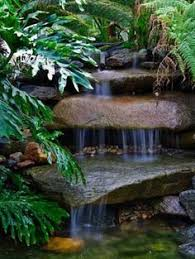 Backyard Water Falls by Diy Garden Waterfalls Diy Waterfall Garden Waterfall And Passion