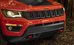 jeep compass trailhawk 2018 2018 jeep compass revealed loaded 4x4