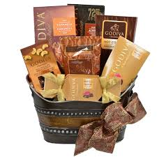 gift baskets canada godiva chocolate gift baskets christmas holidays saskatoons gift