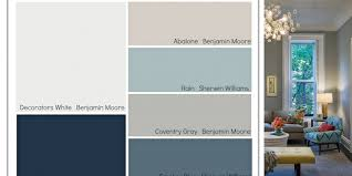 Warm Blue Color Remodelaholic Transitional Paint Color Palette