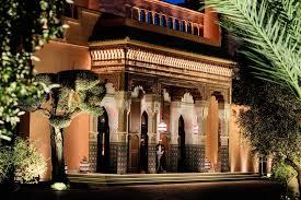Maison De Luxe Americaine by La Mamounia Hotel U0026 Spa 5 étoiles Marrakech Palace