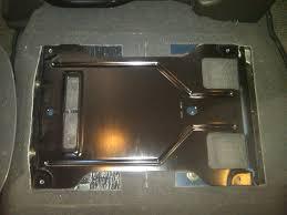 infiniti qx56 heater control valve fuel level sending unit service beware nissan armada forum