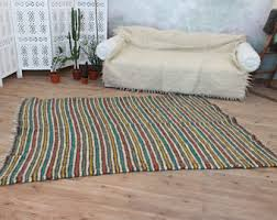 Woven Throw Rugs Living Room Rug Etsy