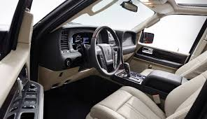 lincoln interior 2015 lincoln navigator interior makes life more luxurious the