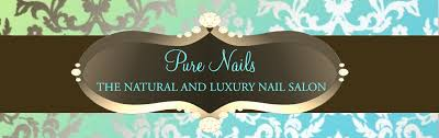 pure spa nails me time
