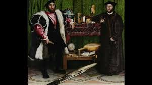 holbein the younger henry viii video khan academy
