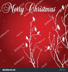 merry christmas vector winter holiday background stock vector