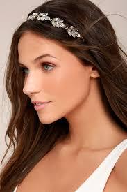 rhinestone headband gold headband rhinestone headband bridal headband