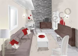 salon sans canapé anis en palette exemple meubles deco beige awesome peinture