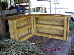 modern tiki bar plans 64 tiki bar boat plans how to build an