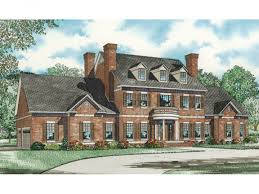 Colonial Style Floor Plans Luxury Colonial House Plans Home Decorating Interior Design