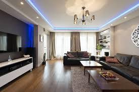 beleuchtung wohnzimmer indirekte beleuchtung mit leds selber bauen