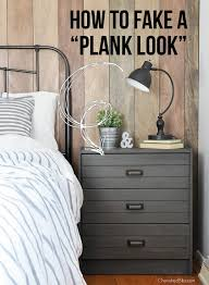 Dresser As Nightstand How To Stain An Ikea Tarva Dresser Cherished Bliss