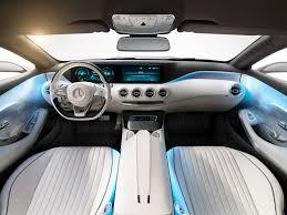 mercedes interior 2013 mercedes s class coupe concepts