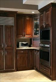 Dark Cabinets With Light Floors Kitchen White Cabinets With Stainless Steel Appliances Black