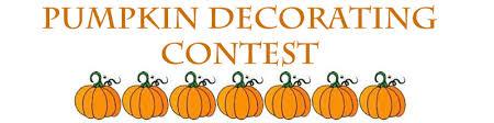 MPRCS Student Council Pumpkin Decorating Contest
