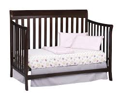 Convertible Crib Full Size Bed by Stork Craft Avalon 4 In 1 Convertible Crib Walmart Canada