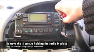 toyota previa estima radio blown fuse youtube