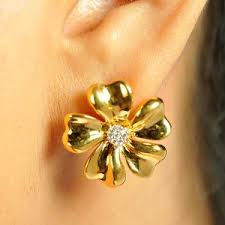 design of gold earrings ear tops image result for kerala traditional gold earrings ornaments