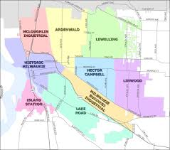 neighborhood district maps city of milwaukie oregon official website