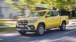 nissan pickup custom mercedes x class pickup 2017 review by car magazine