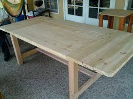 how to make a rustic kitchen table farmhouse kitchen table plans kenangorgun com