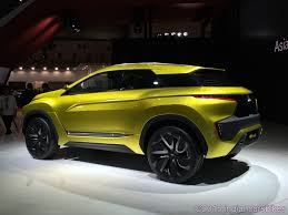 mitsubishi concept 2017 mitsubishi to launch a new compact suv in north america by 2017