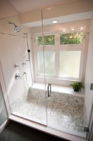 Windows In Bathroom Showers Finally An Exle That A Walk In Shower With A Big Window Can