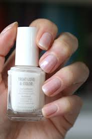 essie treat love u0026 color review u0026 wear test does it work