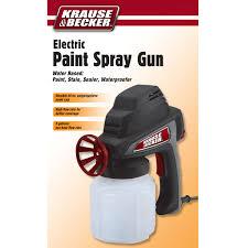paint sprayer 5 gph electric paint spray gun