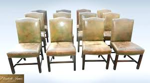 Scroll Back Leather Dining Chairs High Back Leather Dining Chairs Titan Leather Chair Scroll
