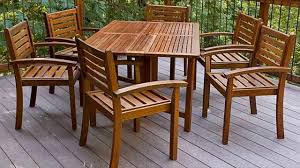 Wood Patio Chairs by Great Way Of Maintaining Wood Patio Furniture Simple Tips To