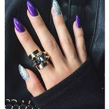 the 25 best purple nails ideas on pinterest purple nail