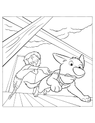 impressive bolt coloring pages 56 1053