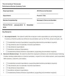 13 hr evaluation forms hr templates free u0026 premium templates