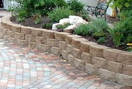 Retaining Garden Walls Ideas Garden Walls Ideas Best Retaining Wall Garden Backyard