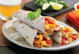 cuisine mexicaine fajitas tacos mexicain poulet