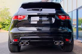 jaguar f pace trunk jaguar f pace hamann motorsport uk